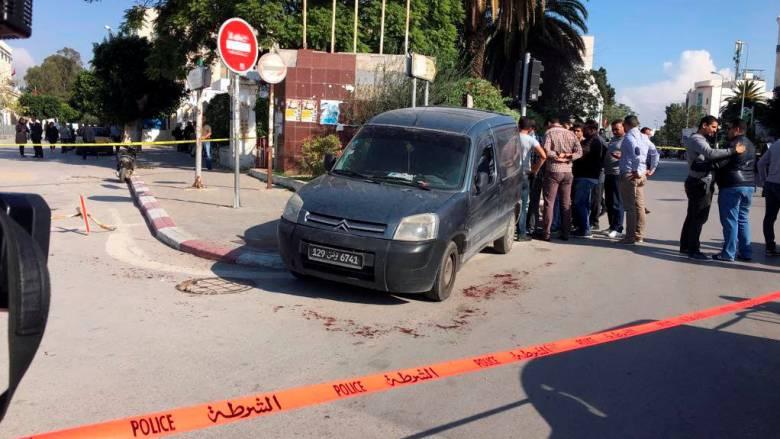 Τυνησία: Επίθεση με μαχαίρι κατά αστυνομικών κοντά στο κοινοβούλιο