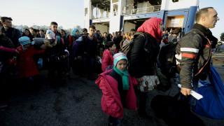 Μυτιλήνη: Ρεκόρ αφίξεων προσφύγων και μεταναστών