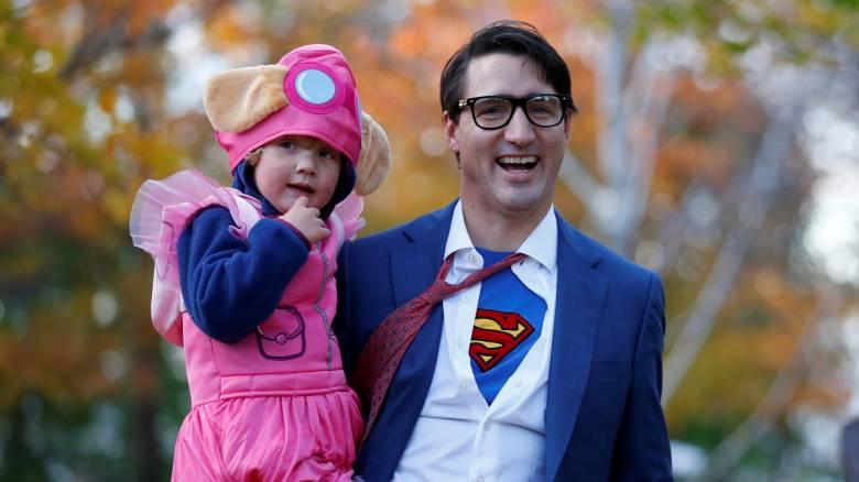 Ο Τζάστιν Τριντό είναι ο Superman: Ο Καναδός πρωθυπουργός αποκάλυψε την… μυστική του ταυτότητα