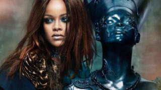 Rihanna: προκαλεί ανταρσία ως βασίλισσα Νεφερτίτη στη Vogue Arabia