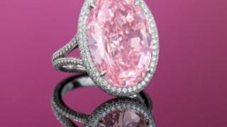 Pink Promise: στο σφυρί για να κάνει ρεκόρ το εντυπωσιακό ροζ διαμάντι των 14.93 καρατίων