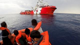 Επτά πτώματα μεταναστών περισυνελλέγησαν ανοικτά της Λιβύης