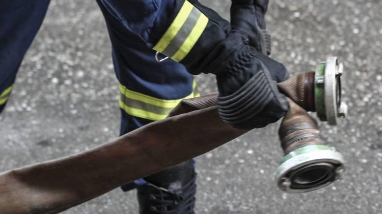 Πυρκαγιά στο νοσοκομείο Παπαδημητρίου