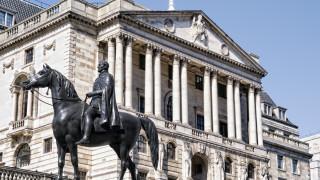Πιθανή αύξηση επιτοκίων από την Τράπεζα της Αγγλίας