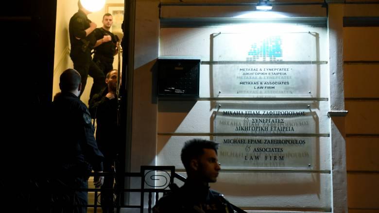 Βίντεο-ντοκουμέντο από τη στιγμή της σύλληψης του δολοφόνου του Ζαφειρόπουλου