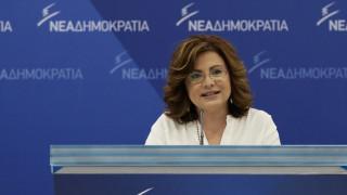 Σπυράκη: Η χώρα βρίσκεται σε κατάσταση γενικευμένης ανομίας
