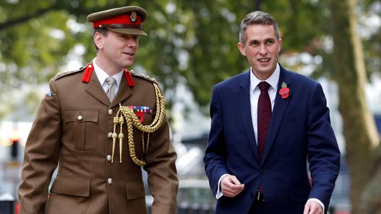 Μεγάλη Βρετανία: Ο Γκάβιν Γουίλιαμσον διορίστηκε νέος υπουργός Άμυνας (pics)