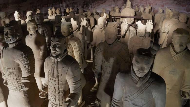 Tο Λίβερπουλ φιλοδοξεί να γίνει πολιτιστικός πόλος με τη βοήθεια του «Πήλινου Στρατού»