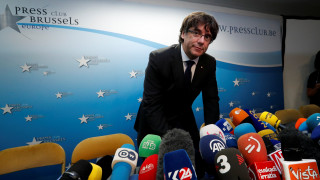 Ο Πουτζντεμόν δεν εμπιστεύεται την ισπανική δικαιοσύνη - Θα παραμείνει στις Βρυξέλλες