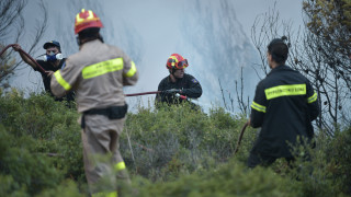 Ο απολογισμός για τις φετινές πυρκαγιές: Περισσότερες από πέρυσι αλλά λιγότερες οι καμένες εκτάσεις