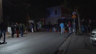 Τρίτη συνεχόμενη ημέρα επεισοδίων στη Χίο μεταξύ προσφύγων και μεταναστών