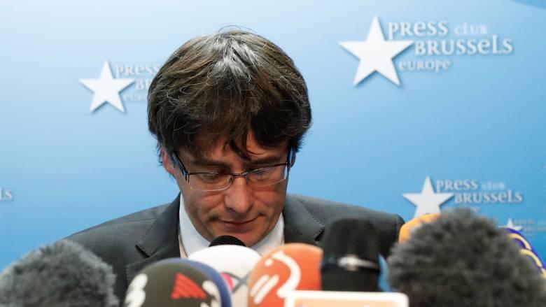 Ευρωπαϊκό ένταλμα σύλληψης σε βάρος του Πουτζντεμόν ζητά η Ισπανία