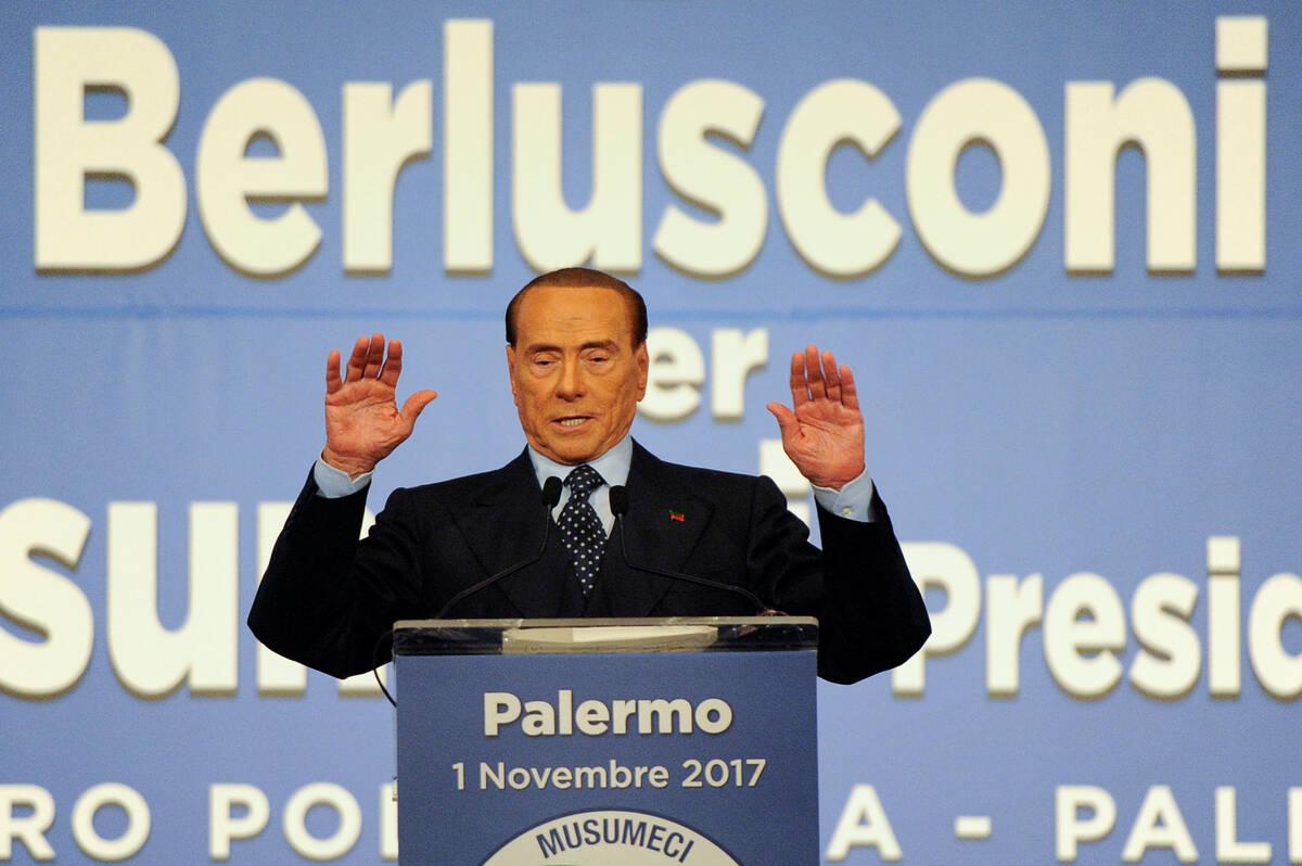 2017 11 01T185917Z 1592375981 RC12E58A05B0 RTRMADP 3 ITALY ELECTION SICILY BERLUSCONI