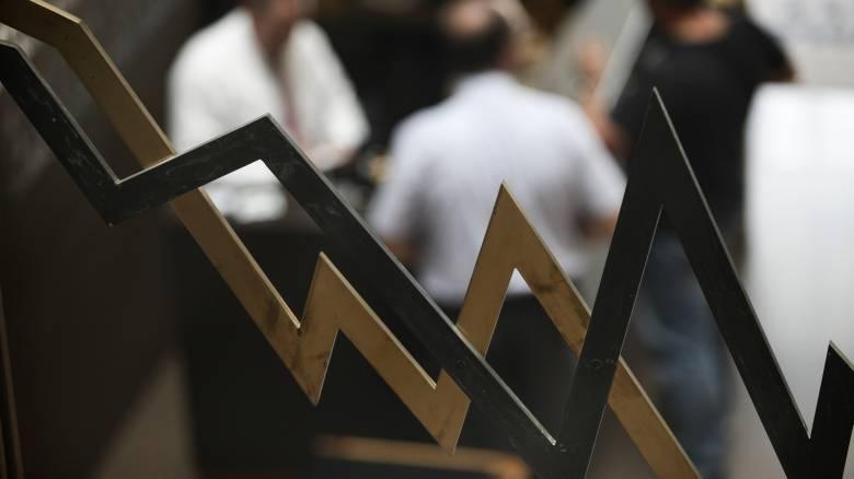 Χρηματιστήριο: Με ήπια πτώση έκλεισε η χρηματιστηριακή αγορά