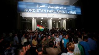 Δεκάδες χιλιάδες εκτοπισμένοι από τις συγκρούσεις ιρακινών και κουρδικών δυνάμεων