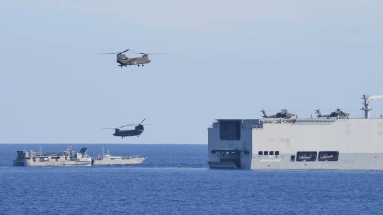 Προκλητική ανακοίνωση της Άγκυρας: Απαγορεύονται οι στρατιωτικές ασκήσεις στη Ρόδο (pics)