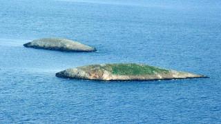 Τουρκικό ελικόπτερο πέταξε πάνω από τα Ίμια