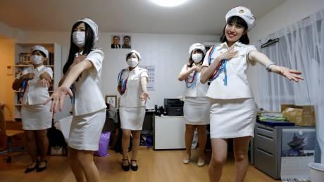 Το ιαπωνικό φαν κλαμπ της Βόρειας Κορέας