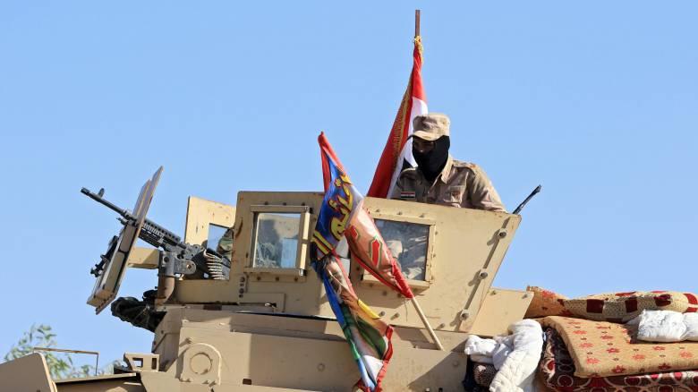 Ο ιρακινός στρατός εισήλθε στο τελευταίο προπύργιο του ISIS
