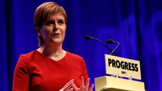 Καταδικάζει την προφυλάκιση των καταλανών πολιτικών η πρωθυπουργός της Σκωτίας