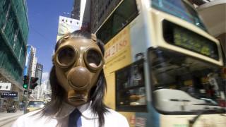 Πορτοκαλί συναγερμός στο Πεκίνο - Αυξημένα τα επίπεδα ατμοσφαιρικής ρύπανσης