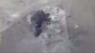 Συρία και Ρωσία εξαπέλυσαν μεγάλη επίθεση κατά στόχων του ISIS (vid)