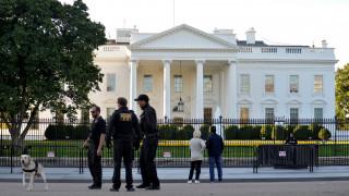 Απαγγέλθηκαν κατηγορίες σε 33χρονο που απειλούσε ότι είχε βάλει βόμβα κοντά στο Λευκό Οίκο