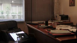 Ανάληψη ευθύνης για την επίθεση σε συμβολαιογραφικό γραφείο στα Εξάρχεια