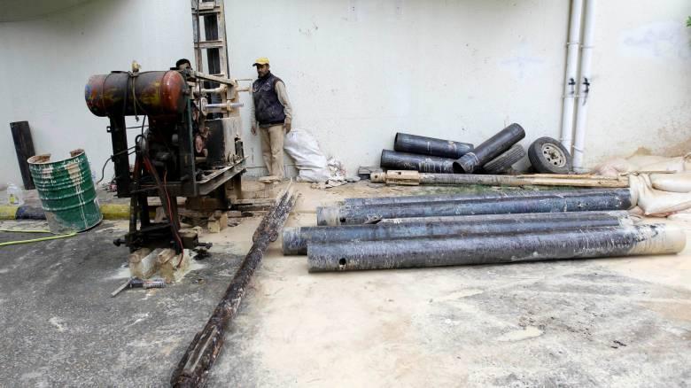 Ένοπλοι απήγαγαν τέσσερις ξένους μηχανικούς που εργάζονταν στη Λιβύη