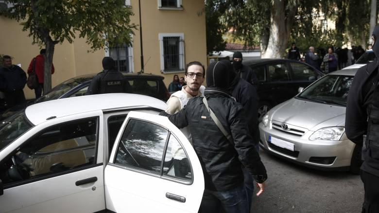 «Αναρχικός αιχμάλωτος πολέμου» δηλώνει ο 29χρονος Κωνσταντίνος Γιαγτζόγλου
