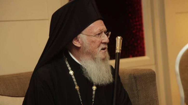 Οικουμενικός Πατριάρχης: «Η αληθινή ειρήνη δεν επιτυγχάνεται με την δύναμη των όπλων»