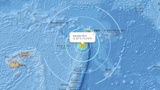 Ισχυρός σεισμός στα νησιά Σαμόα