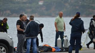 Καλόλιμνος: Σε εξέλιξη οι έρευνες μετά τη βύθιση σκάφους