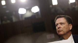 Βιβλίο ετοιμάζει ο πρώην επικεφαλής του FBI Τζέιμς Κόμεϊ