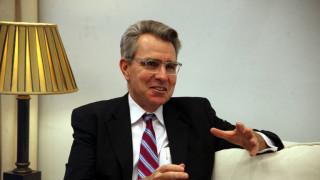 Πάιατ: Ποτέ άλλοτε η σχέση Ελλάδας - ΗΠΑ δεν ήταν πιο δυνατή από σήμερα