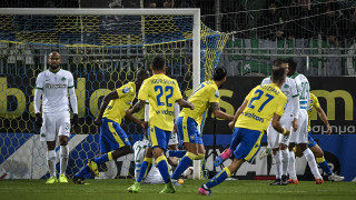 Super League: Ο Αστέρας νίκησε στην Τρίπολη και τον Παναθηναϊκό