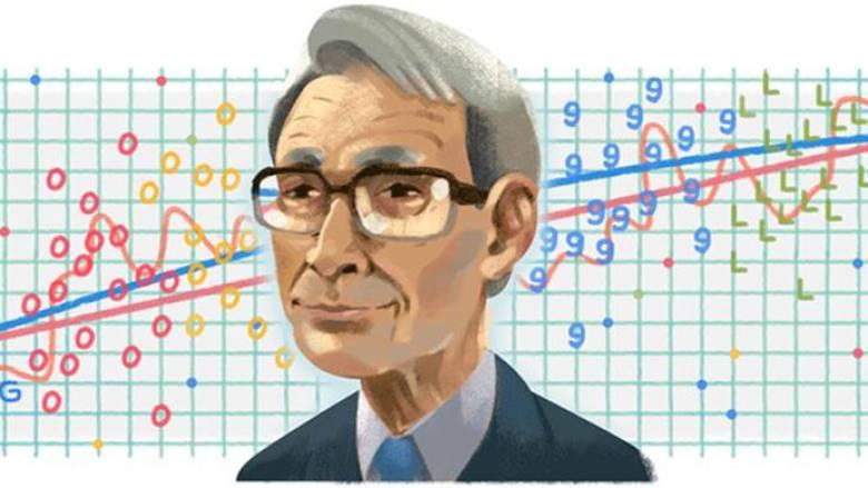 Hirotugu Akaike: Ο Ιάπωνας στατιστικολόγος στο σημερινό doodle της Google