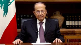 Λίβανος: Ο πρόεδρος κερδίζει χρόνο μη αποδεχόμενος την παραίτηση Χαρίρι