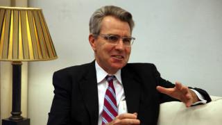 Πάιατ: Πρότυπο παγκοσμίως η ελληνοαμερικανική συνεργασία στον κόλπο της Σούδας