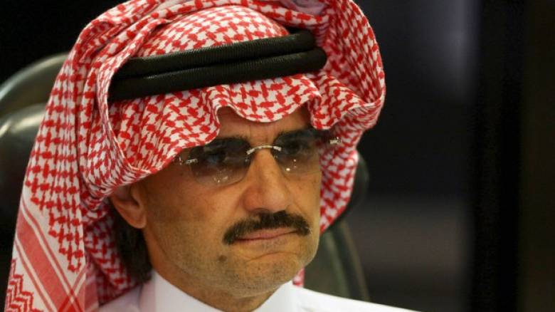 Σαουδική Αραβία: Ο πρίγκιπας Αλουαλίντ έχει επενδύσει δισεκατομμύρια σε εταιρείες ανά τον κόσμο