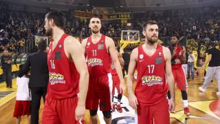 Κύπελλο Ελλάδας μπάσκετ: Νίκη του Ολυμπιακού επί του Άρη στον ημιτελικό