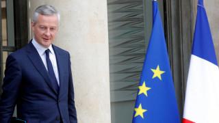 Ο Μπρούνο Λεμέρ διευρευνά τις πιθανότητές του να γίνει ο νέος πρόεδρος του Eurogroup