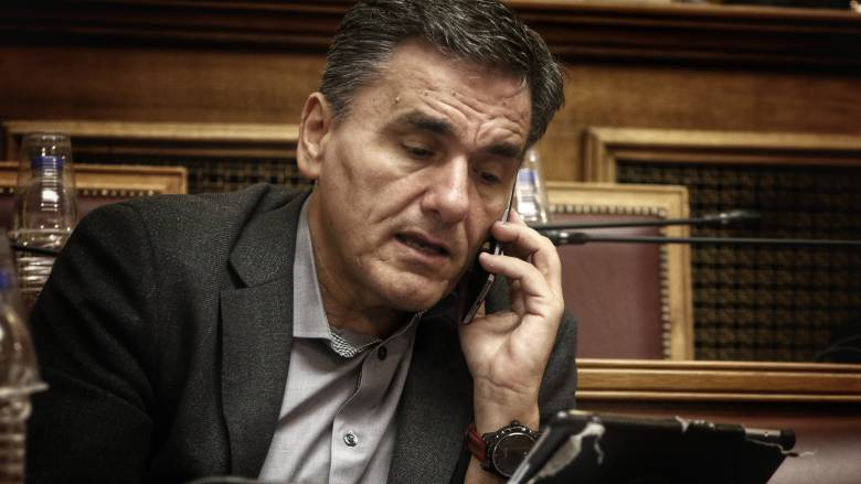 Λίστα μεγάλων φοροφυγάδων θα καταθέσει ο Τσακαλώτος στη Βουλή