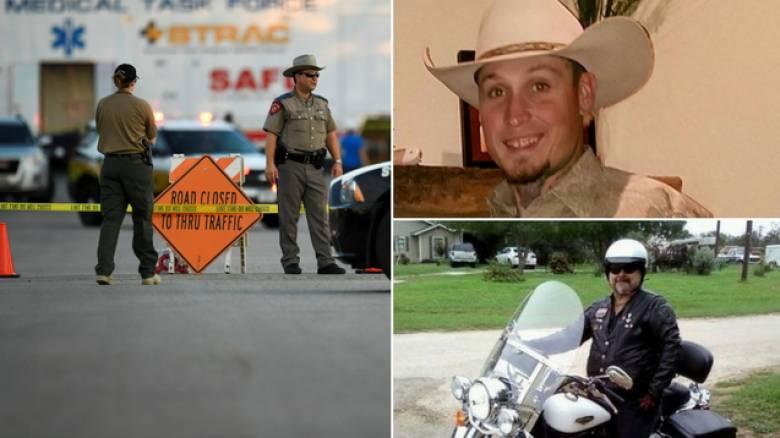 Επίθεση Τέξας: Αυτοί είναι οι ήρωες που σταμάτησαν τον δράστη (pics)