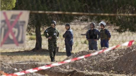 Ελεγχόμενη έκρηξη βλήματος του Β'ΠΠ στη Γλυφάδα