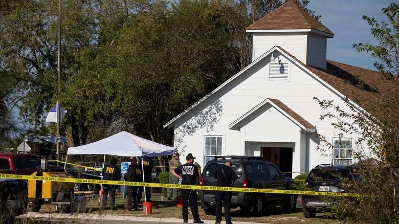 Αυτοκτόνησε ο δράστης της πολύνεκρης επίθεσης στο Τέξας