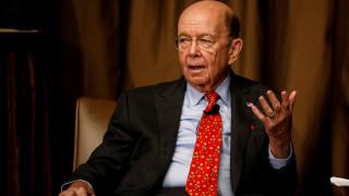 Ο υπουργός εμπορίου των ΗΠΑ έχει ποσοστά σε υπεράκτια εταιρεία