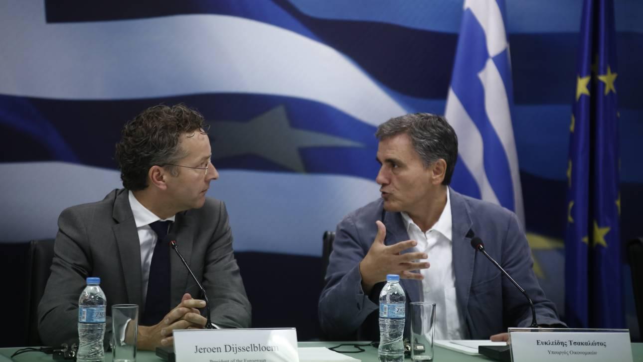 Ποιον θέλει η Αθήνα στη θέση του Ντάισελμπλουμ