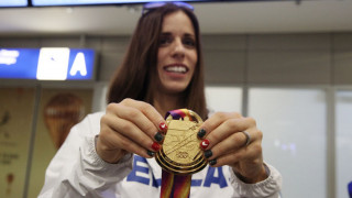 IAAF: Στην τελική τριάδα για την κορυφαία αθλήτρια της χρονιάς η Κατερίνα Στεφανίδη