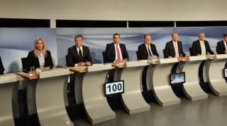 Κανονικά το ντιμπέιτ των υποψηφίων της Κεντροαριστεράς στη σκιά της επίθεσης
